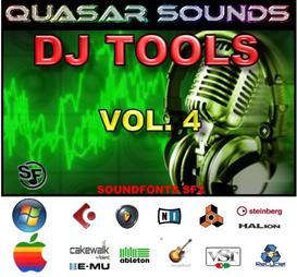 dj tools vocals & hits vol.4  -  soundfonts sf2