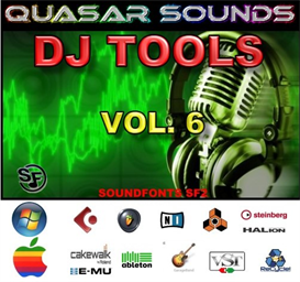 dj tools vocals & hits vol.6  -  soundfonts sf2
