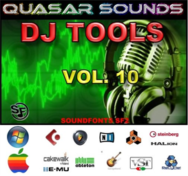 dj tools vocals & hits vol.10  -  soundfonts sf2