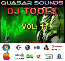 dj tools vocals & hits vol.11  -  soundfonts sf2