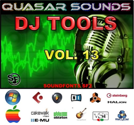 dj tools vocals & hits vol.13  -  soundfonts sf2