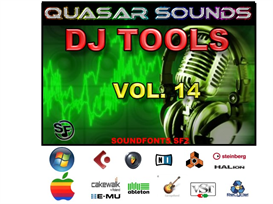 dj tools vocals & hits vol.14  -  soundfonts sf2