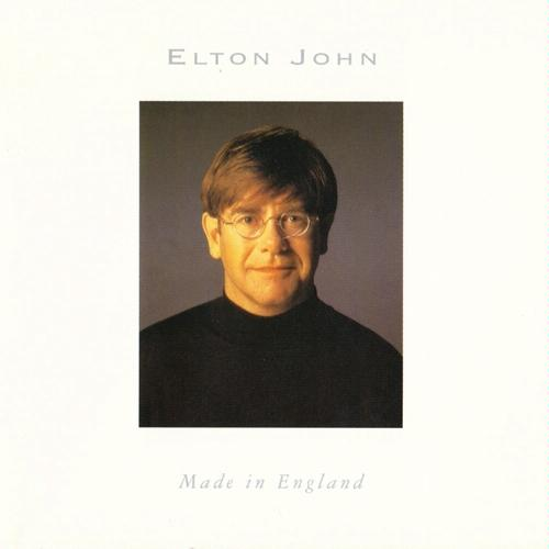First Additional product image for - ELTON JOHN Made In England (1995) (5 BONUS TRACKS) 320 Kbps MP3 ALBUM