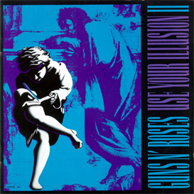 GUNS N' ROSES Use Your Illusion II (1991) 320 Kbps MP3 ALBUM | Music | Rock