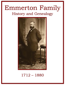 Emmerton Family History and Genealogy | eBooks | History
