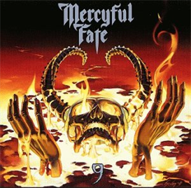 MERCYFUL FATE 9 (1999) (METAL BLADE) 320 Kbps MP3 ALBUM | Music | Rock