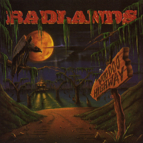 First Additional product image for - BADLANDS Voodoo Highway (1991) (ATLANTIC) 320 Kbps MP3 ALBUM