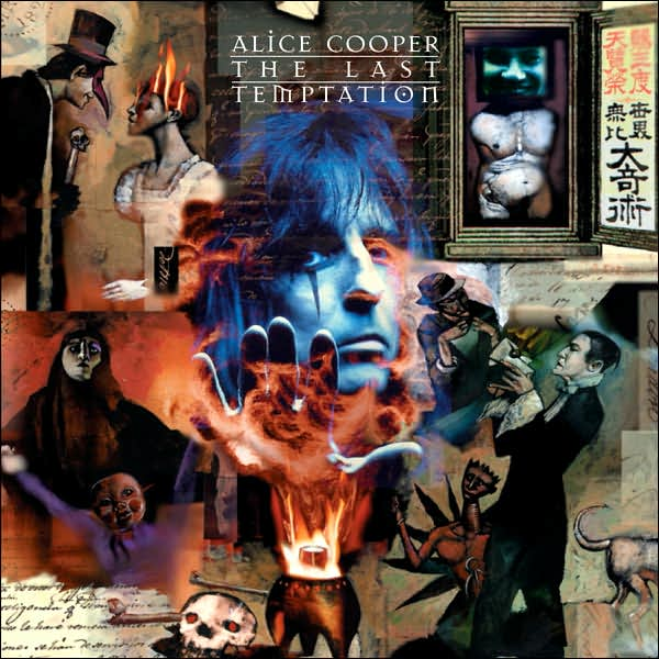 First Additional product image for - ALICE COOPER The Last Temptation (1994) 320 Kbps MP3 ALBUM