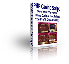 php casino script - own your very own online casino