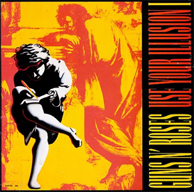GUNS N' ROSES Use Your Illusion I (1991) 320 Kbps MP3 ALBUM | Music | Rock