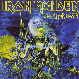IRON MAIDEN Live After Death (1998) (RMST) (RAW POWER) (18 TRACKS) 320 Kbps MP3 ALBUM | Music | Rock