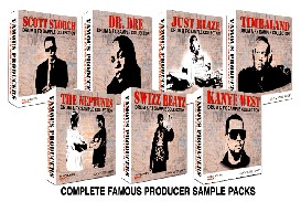 famous producer's super pack