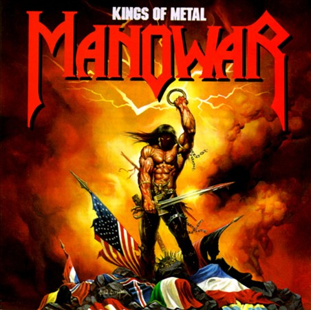 First Additional product image for - MANOWAR Kings Of Metal (1988) (ATLANTIC) (1 BONUS TRACK) 320 Kbps MP3 ALBUM