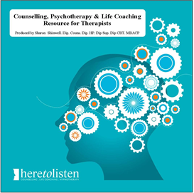 counselling, psychotherapy, life coaching data