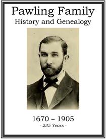 Pawling Family History and Genealogy | eBooks | History