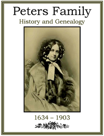 Peters Family History and Genealogy | eBooks | History