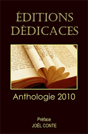 Anthologie 2010 des Editions Dedicaces | eBooks | Fiction
