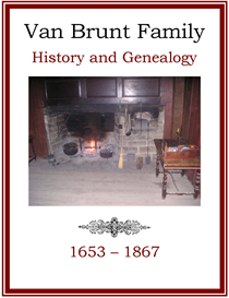 vanbrunt family history and genealogy