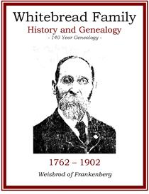 Whitebread Family History and Genealogy | eBooks | History