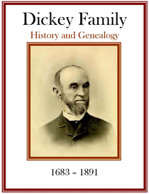 dickey family history and genealogy