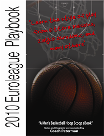 2010 euroleague playbook: