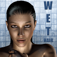 Wet Hair | Software | Design