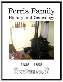 Ferris Family History and Genealogy | eBooks | History