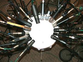 3D Snare Mic Comparison | Music | Soundbanks
