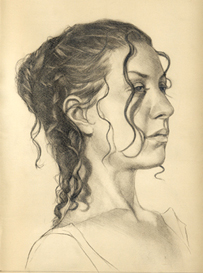 mastering-portrait-drawing-the-7/8's-profile