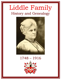 liddle family history and genealogy