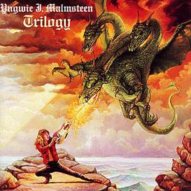 YNGWIE J. MALMSTEEN Trilogy (1986) 320 Kbps MP3 ALBUM | Music | Rock