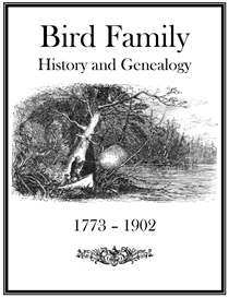bird family history and genealogy