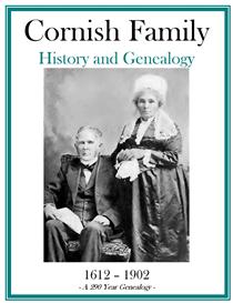 Cornish Family History and Genealogy | eBooks | History