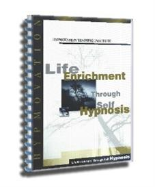 life enrichment through self hypnosis work book