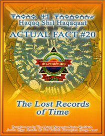 actual fact #20 the lost records of time