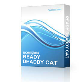 ready deaddy cat
