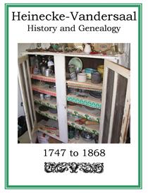 Heinecke Family History and Genealogy | eBooks | History