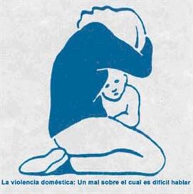 informes: la violencia domestica: un mal sobre el cual es dificil hablar