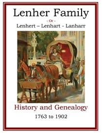 Lenher Family History and Genealogy | eBooks | History