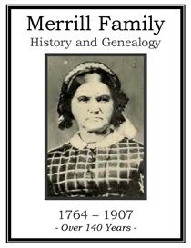 Merrill Family History and Genealogy | eBooks | History
