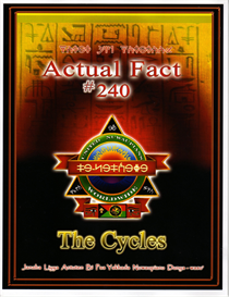 actual fact #240 the cycles