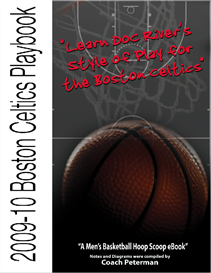 Boston Celtics 2009-10 Basketball Playbook: Learn Doc Rivers Style of Play for the Boston Celtics | eBooks | Sports