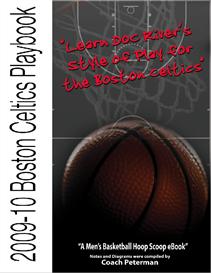 boston celtics 2009-10 basketball playbook: