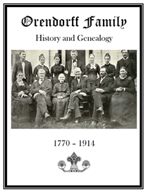 orendorff family history and genealogy