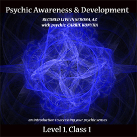 accessing your psychic senses -an introductory guide