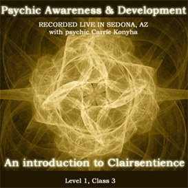 the art of psychic sensing & clairsentience