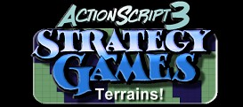 as3 strategy games - terrain generation