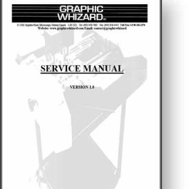 Graphic Whizard Service + Error Code Manual All Models | Other Files | Documents and Forms
