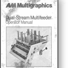 multi dual-stream feeder operator's manual - piggyback
