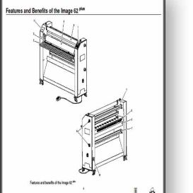 seal image 62 plus laminator operator's manual